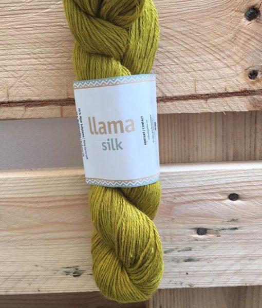 llama silk 12219